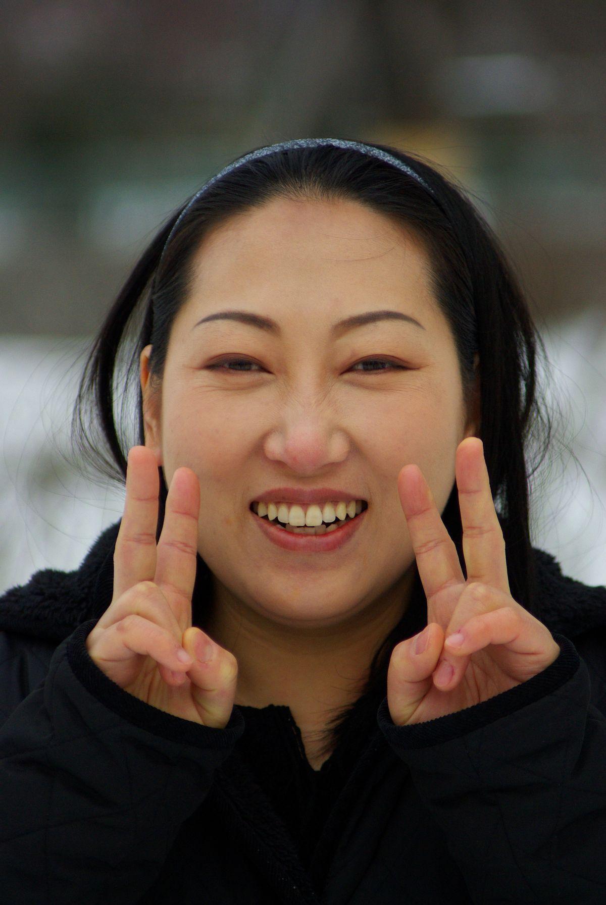 Фото Зрелая кореянка эротика