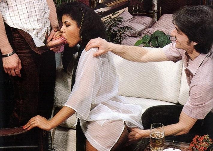 Фото Французский сюрприз эротика