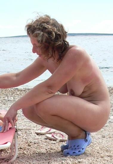 Фото Голые пляже эротика