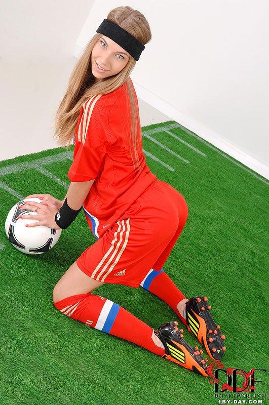 Фото футбольный эротика